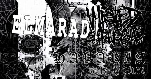 SAJNOS ELMARAD!!! Wasted Struggle & Hav\u00e1ria a G\u00f3ly\u00e1ban! |  09.16.