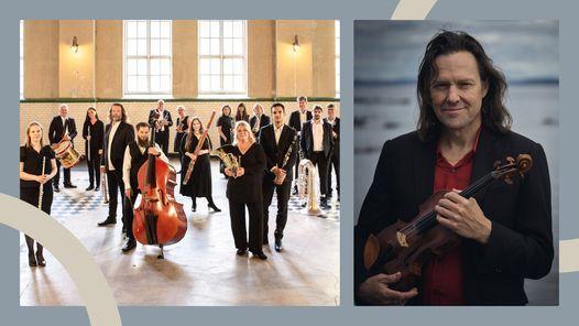 \u00c5tte \u00e5rstider (Vivaldi og Piazzolla) med Atle Sponberg og Det Norske Bl\u00e5seensemble