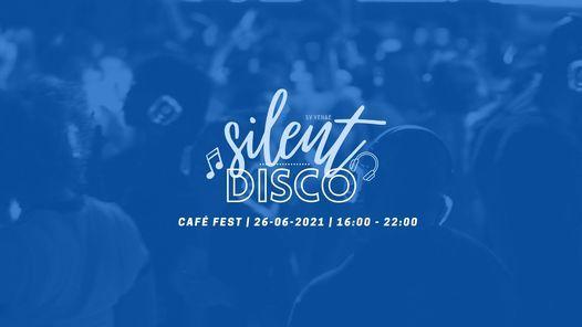 Silent disco borrel