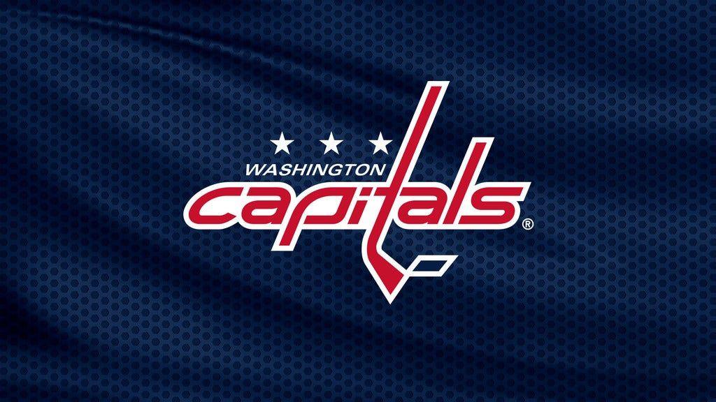 Washington Capitals vs. Carolina Hurricanes