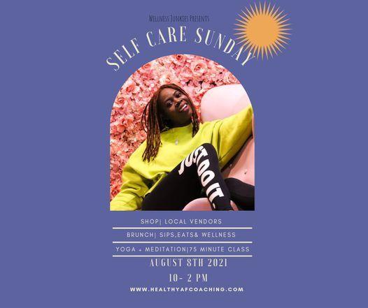 Selfcare Sunday: Shop, Sip, Yoga +Brunch
