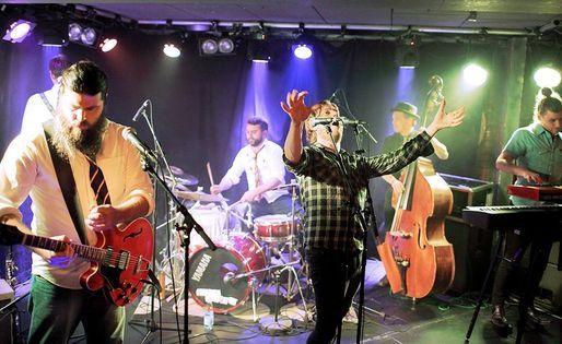 Raindogs - Celebrating Tom Waits \/ Kulturhuset Islands Brygge