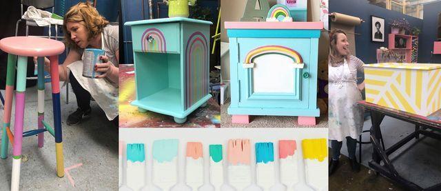 Dublin Upcycled Furniture Workshop