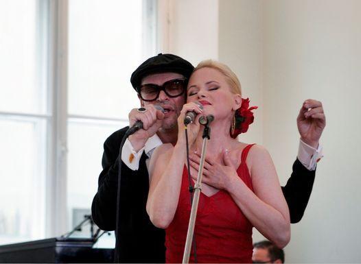 Maestro ja min\u00e4: Jorma Uotinen ja Helena Lindgren