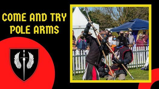 Come and Try Pole weapons