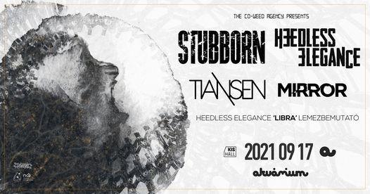 STUBBORN | Heedless Elegance | Tiansen | Mirror