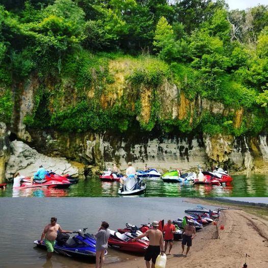 4th Annual PWC Run-the-River Trip