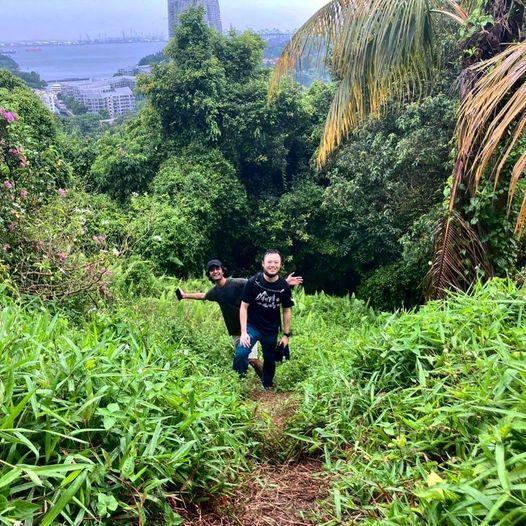 Explore the Hidden Trails in Keppel Reservoir