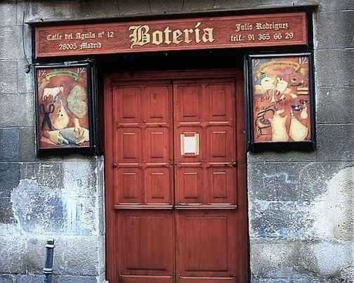 RUTA ANTIGUOS OFICIOS DE MADRID I. Precio: 12 \u20ac