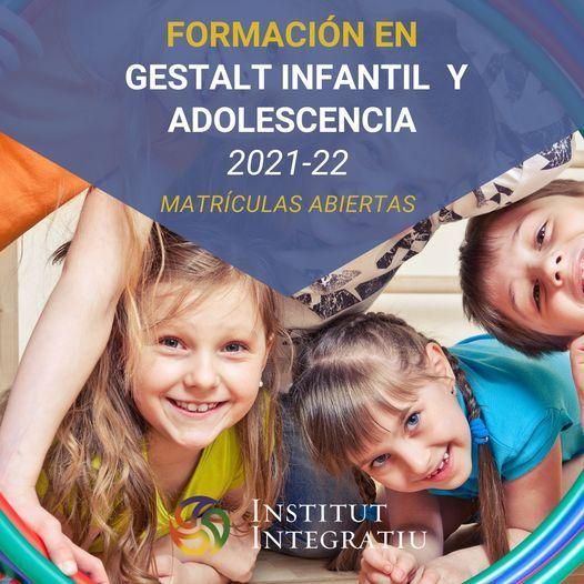 Formaci\u00f3n Gestalt aplicada a la Infancia y a la Adolescencia