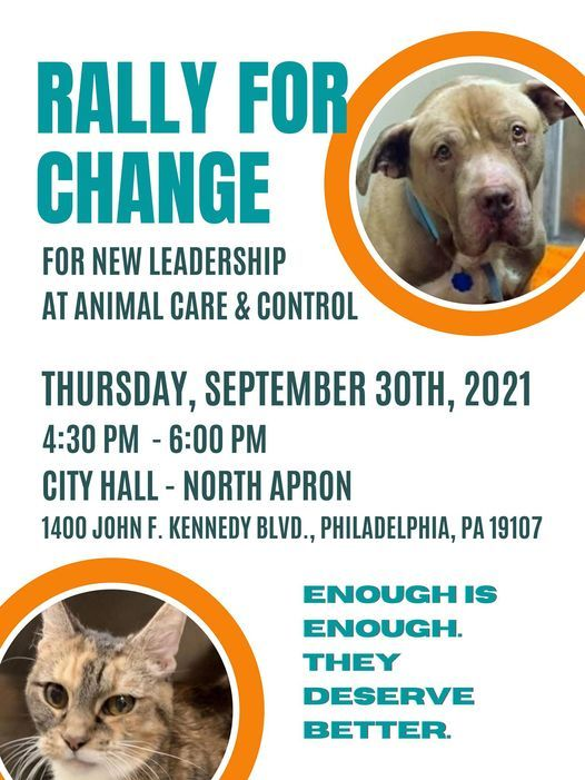 RALLY FOR CHANGE