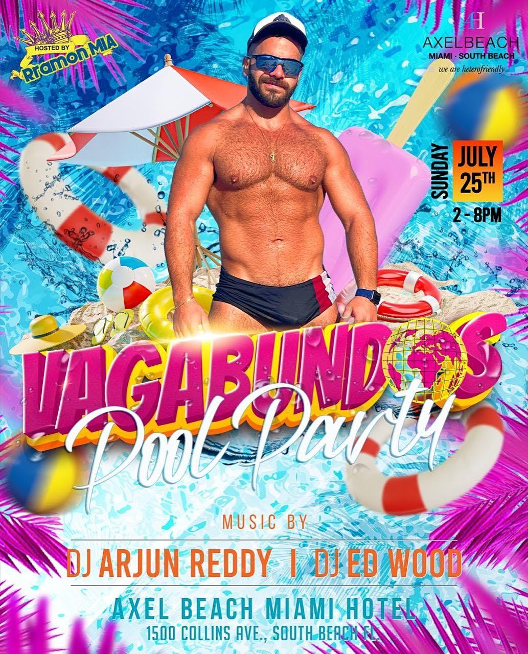 Vagabundos Pool Party