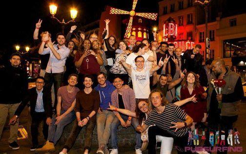 S\u00e1bado de fiesta latina con Pubsurfing