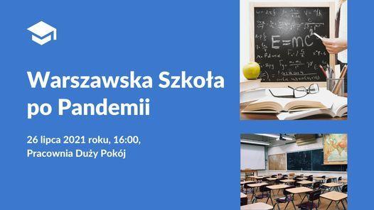 Warszawska Szko\u0142a po Pandemii