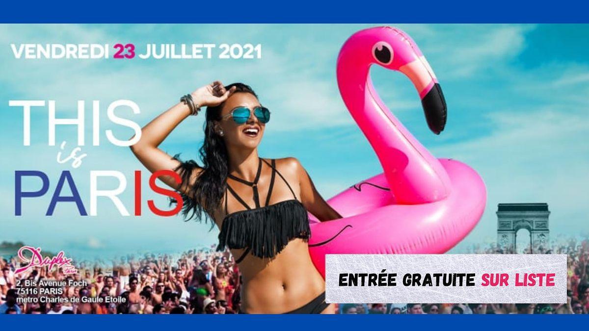 \u2605 Duplex International Party: Grand Opening \u2605