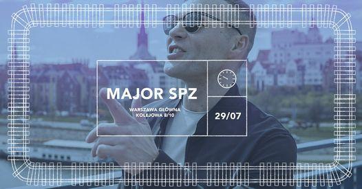 Warszawa G\u0142\u00f3wna   Major SPZ
