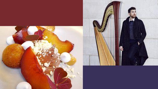 S\u00f8ndagssalon - Den parisiske harpe