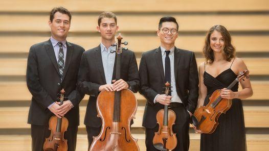 Dover Quartet with Dav\u00f3ne Tines