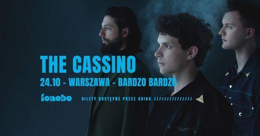 THE CASSINO \/ Koncert Premierowy - Warszawa \/ 24.10.2021