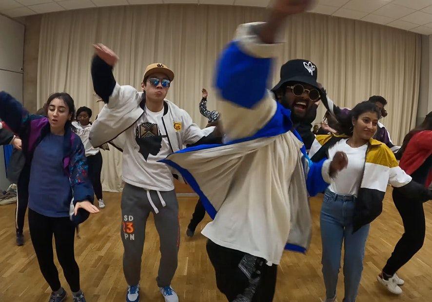 Cours de Danse Hip Hop Newstyle