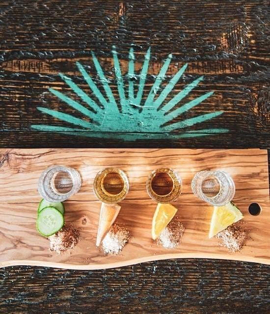 National Tequila Day: Casamigos Flight  at Habitat 1 Hotel South Beach