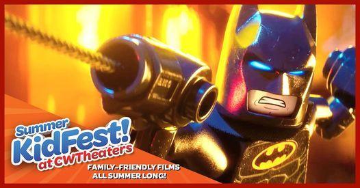 KidFest: The Lego Batman Movie