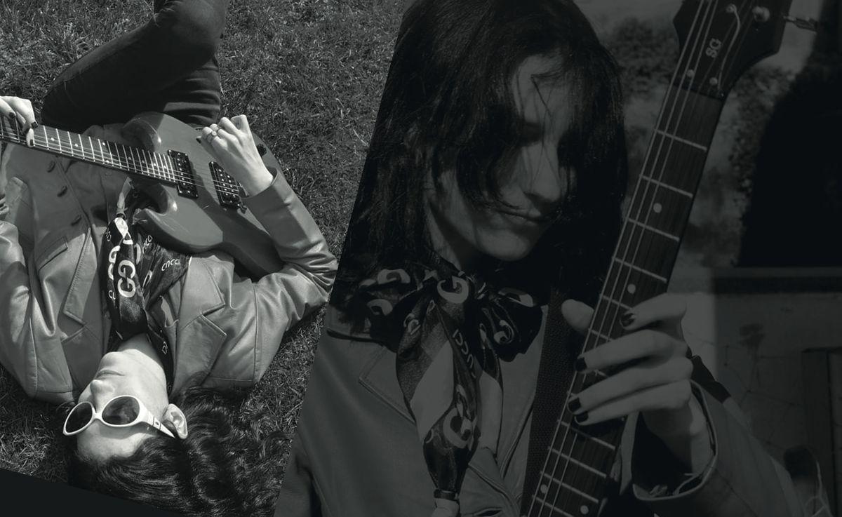 Mariya John (UKR) Grungy Britpop Rock'n'roll