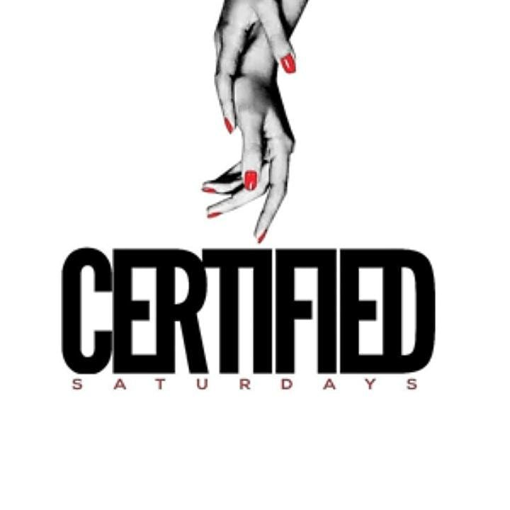 #CertifiedSaturdays