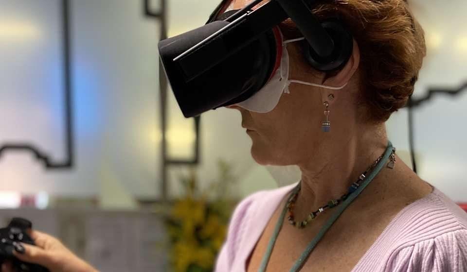 XRWA - VR: Making Dementia Care Meaningful