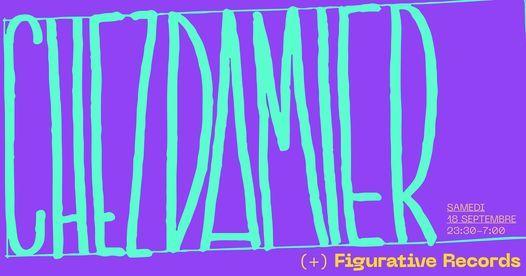 Club \u2014 Chez Damier extended set (+) Figurative Records