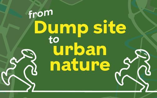 From dump site to urban nature - city walk on Amager F\u00e6lled \/ Kulturhuset Islands Brygge