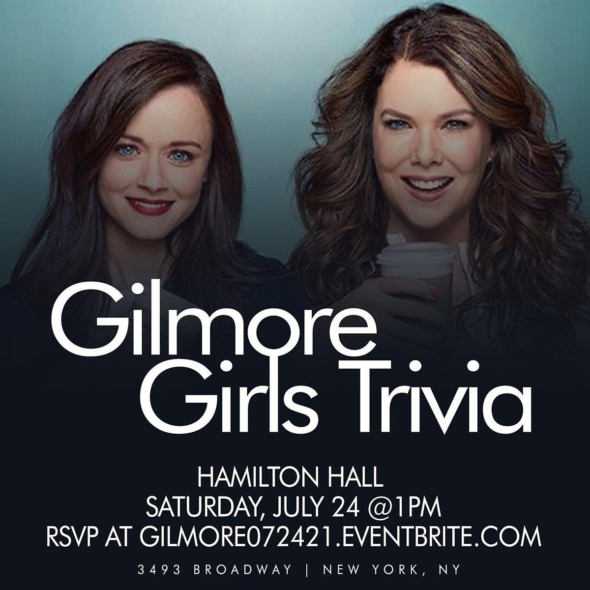 Gilmore Girls Trivia