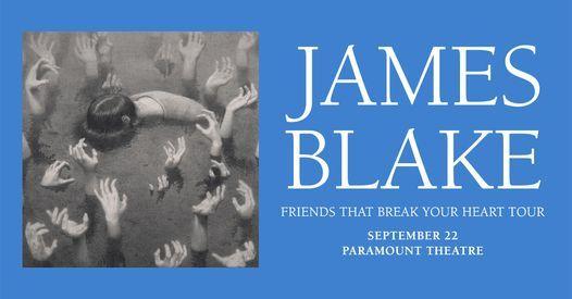 James Blake - Friends That Break Your Heart Tour