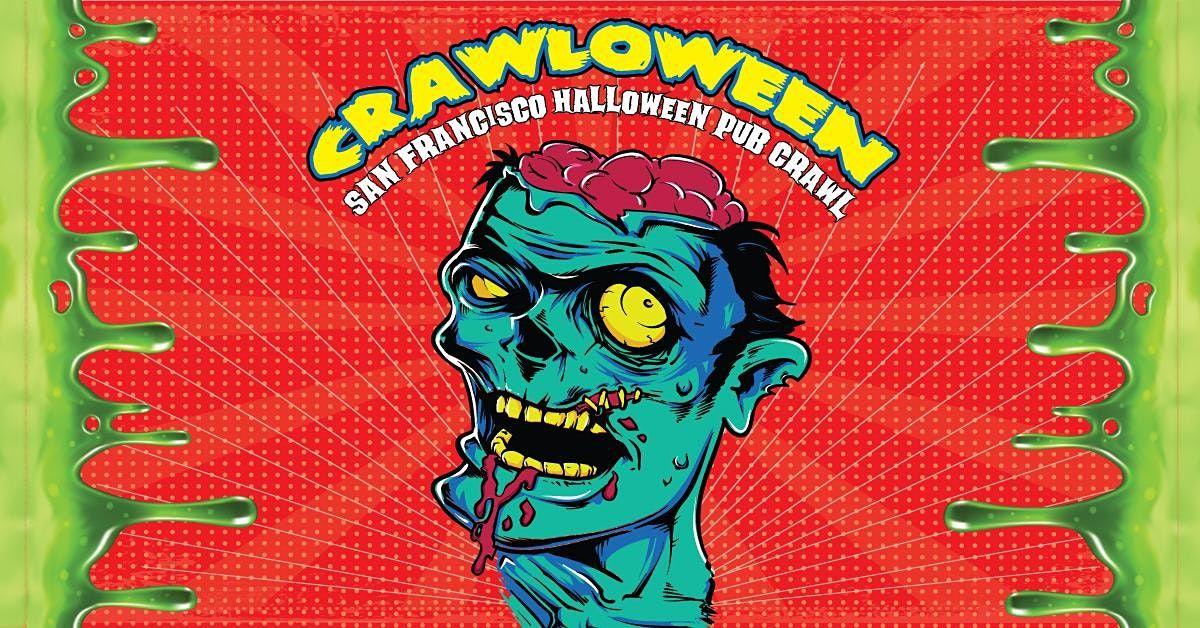 Crawloween: San Francisco Halloween Pub Crawl 2021
