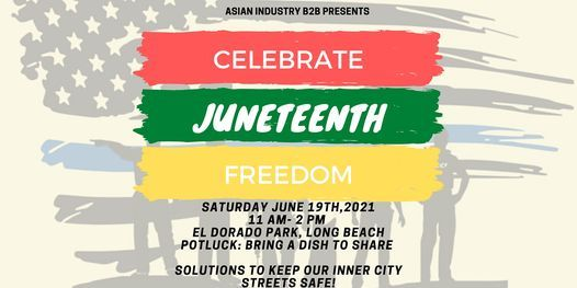 AIB2B Presents Juneteenth Freedom: Keep Inner Cities Safe