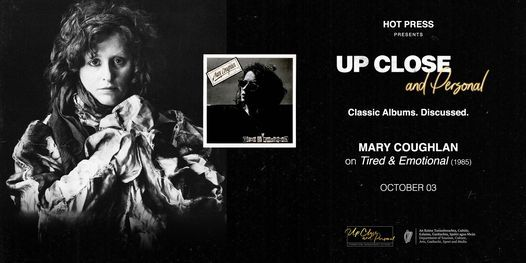 Mary Coughlan - Up Close and Personal - Dublin