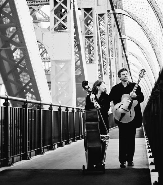 Townsville Folk Club presents - Out of Abingdon