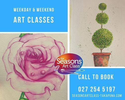 Beginner Art Classes