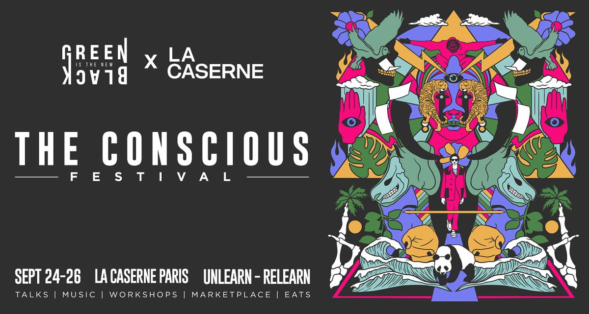 [PARIS] The Conscious Festival 2021
