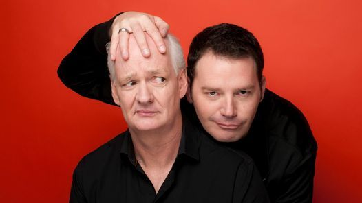 Colin Mochrie and Brad Sherwood presented by Moontower Comedy