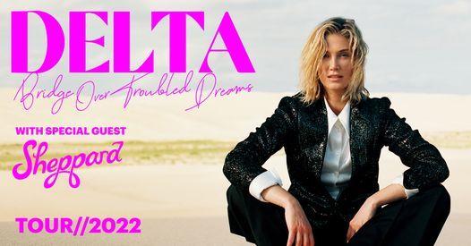 Delta Goodrem Tour \/\/ 2021 - Townsville