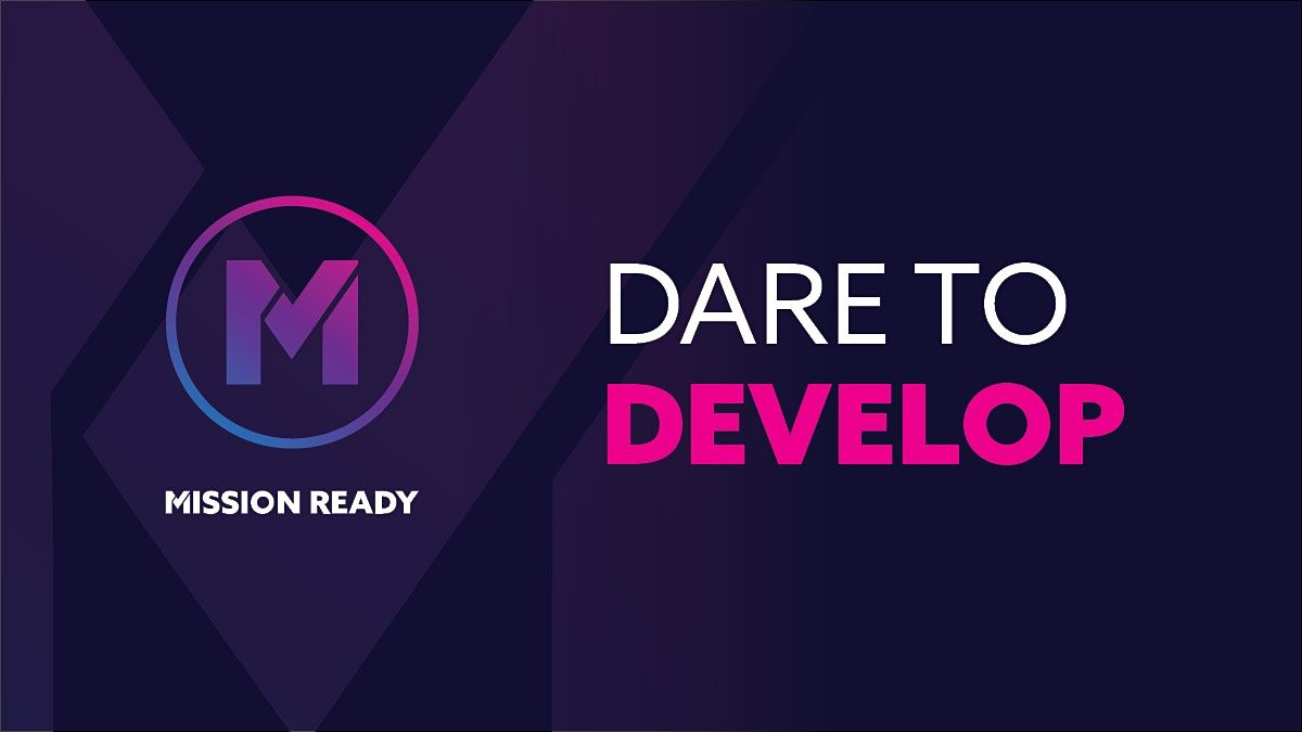 10 Nov 2021 Open Day: Mission Ready Tech Career Accelerator
