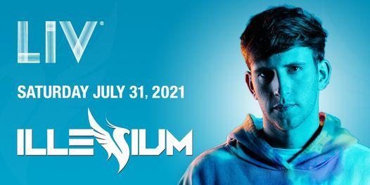 Illenium - Sat. July 31st