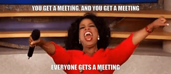 IN PERSON Meeting