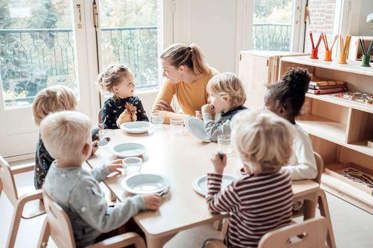 Meet&Greet Kindergarden Haveneiland