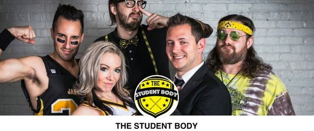 The Student Body Band, Lee'z Place, Sandwich, 26 June 2021