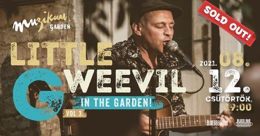 Little G Weevil in the Garden! \u2022 Vol. 3.