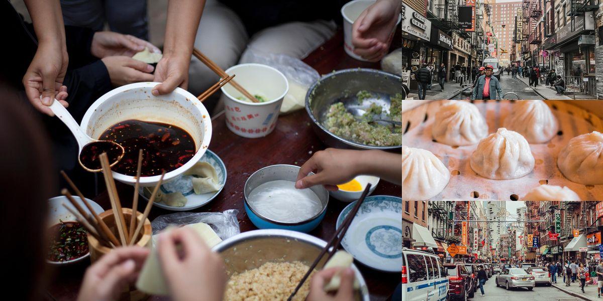 The Secret Eats of Chinatown, Manhattan Food Crawl