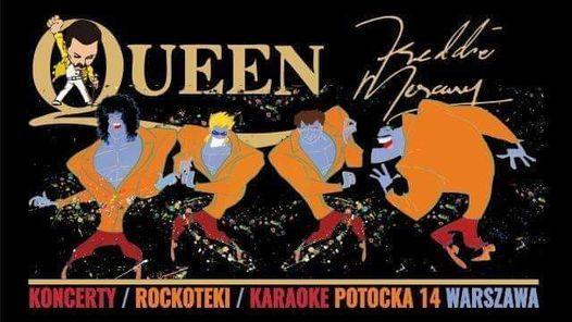 Queen Rocks! Koncert Queen Band 22.11 Potok Warszawa