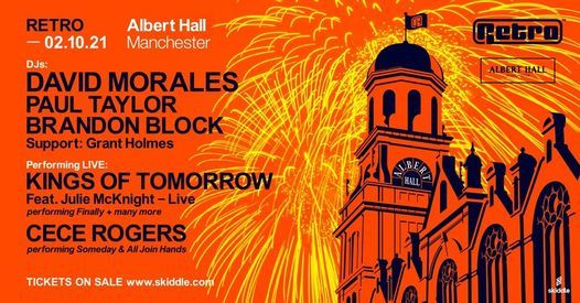 Retro - Albert Hall Manchester